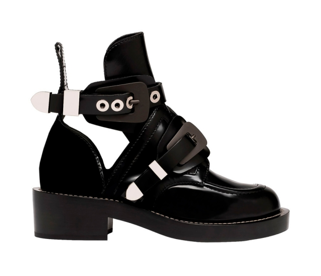 The Balenciaga Ceinture Ankle Boots